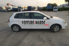 Voiture Polo Essence 8 Chv à Mohammedia