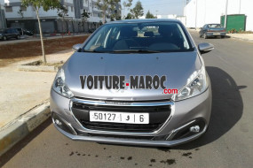 Peugeot 208 Diesel Toutes Options à Casablanca
