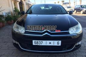 Citroen C5 Automatique à Rabat