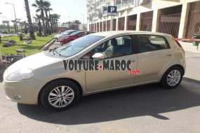 Fiat Punto Essence Touts Options à Casablanca