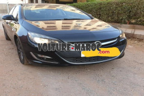 OPEL ASTRA TOUTES OPTIONS à Casablanca