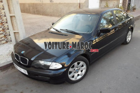 Bmw Berline 3.18 à Agadir
