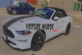 FORD MUSTANG ECOBOOST CONVERTIBLE à Casablanca