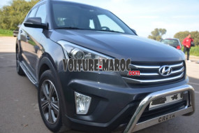 Hyundai CRETA tout options