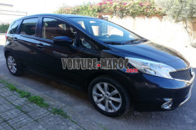 Nissan note options avec 4 cameras