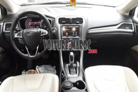 Ford Fusion Titanium toutes options