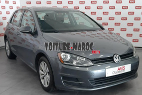 GOLF 7 TDI à Casablanca