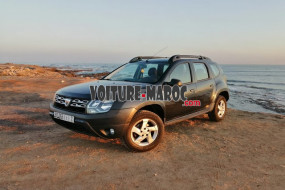Dacia Duster Diesel finition « Ambiance »