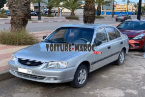 Hyundai Accent Diesel Toutes options