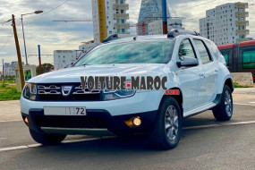 DUSTER 1.5 DCI 110 CHV 4×4 PRESTIGE Cuir 6 Vitesse