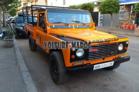 Land Rover défendre 110
